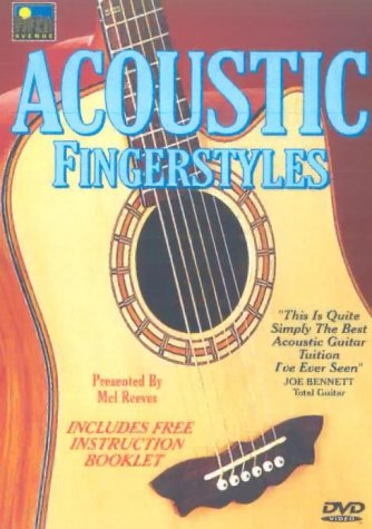 Acoustic Fingerstyles [DVD] [2005]
