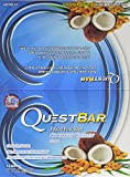 Quest Nutrition Protein Bars, Coconut Cashew, 24 Count