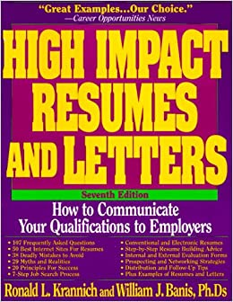high impact resumes and letters how to communicate your