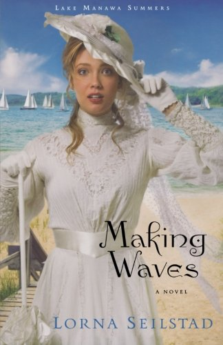 Image of Making Waves: A Novel (Lake Manawa Summers)