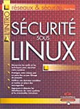 Scurit sous Linux