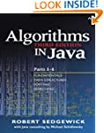 Algorithms in Java: Pts.1-4