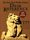The New York Public Library Desk Reference, Second Edition (0671850148) by The New York Public Library