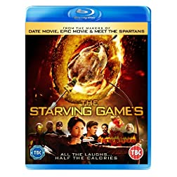 Starving Games [Blu-ray]