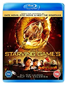 The Starving Games [Blu-ray]
