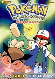 Pokemon: The Johto Journeys, Vol. 40 - Midnight Guardian