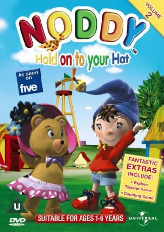 Noddy: Hold Onto Your Hat [DVD]