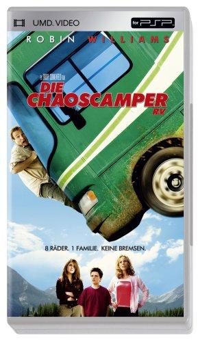 Die Chaoscamper - R.V. [UMD Universal Media Disc]