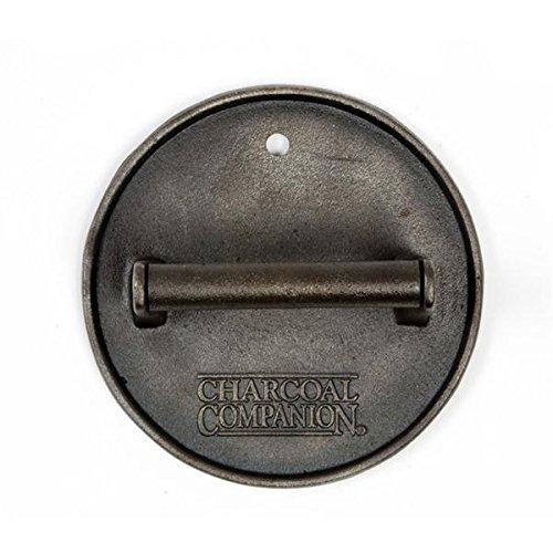 Die Companion-Gruppe Cast Iron Runde Grill Press günstig online kaufen