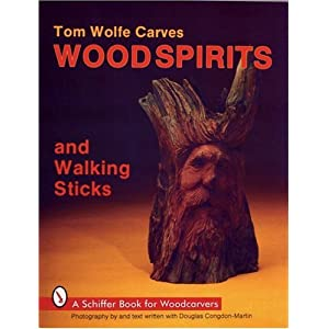 tom wolfe wood carving