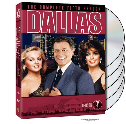 Dallas: Complete Fifth Season [DVD] [1978] [Region 1] [US Import] [NTSC]