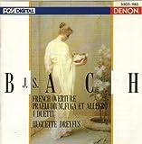 Bach: Französische Overture, Praeludium, Fuge und Allegro, 4 Duette