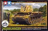 Tamiya 1/48 Flakpanzer IV Mobelwagen