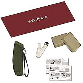 Cap Barbell Yoga Kit