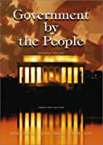 Government by the People, National Version, 20th Edition (0131101706) by Burns, James MacGregor