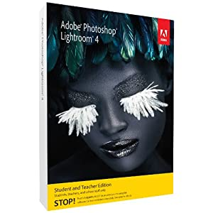 Adobe Photoshop Lightroom 4 Student and Teacher Edition