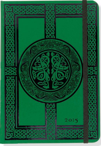 2015 Celtic Weekly Planner (16-Month Engagement Calendar, Diary)