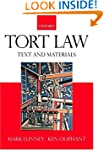 Tort Law: Text, Cases and Materials