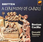 A Ceremony of Carols (Britten) Boston...