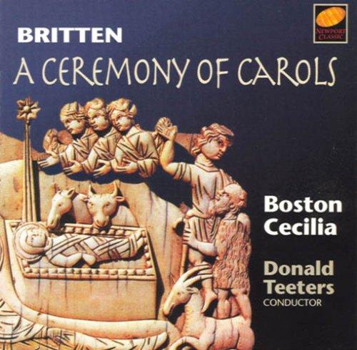 britten ceremony of carols pdf