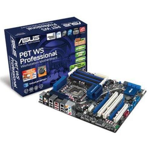 51P5H7GC9sL ASUS P6T SE Motherboard   Specification, Review, Price Rate
