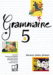 Grammaire, 5e