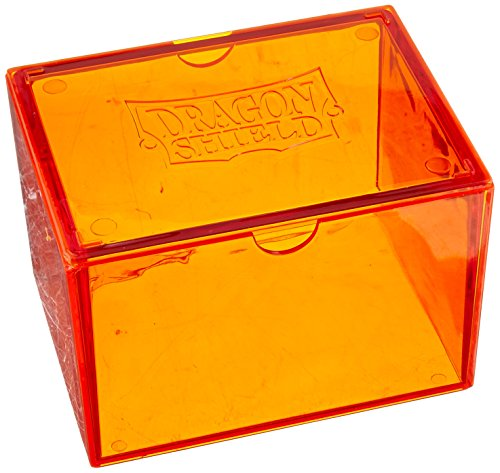 Card Gaming Box, Orange