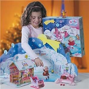 Zapf Creation 766880 - Baby born miniworld Adventskalender