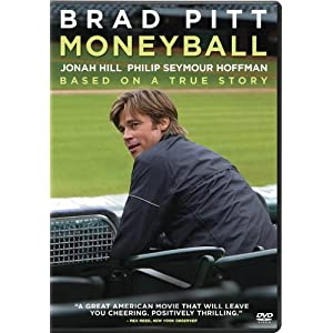 Moneyball Movie on DVD