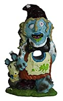 Zombie Gnome Girl Garden Statue Sculpture Halloween Decor from OTC