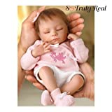 Andrea Arcello Tiny Miracles Ashley Collectible Lifelike Miniature Breathing Baby Doll: So Truly Real by Ashton Drake