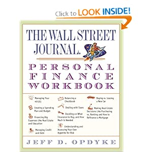 Download The Wall Street Journal. Personal Finance Workbook