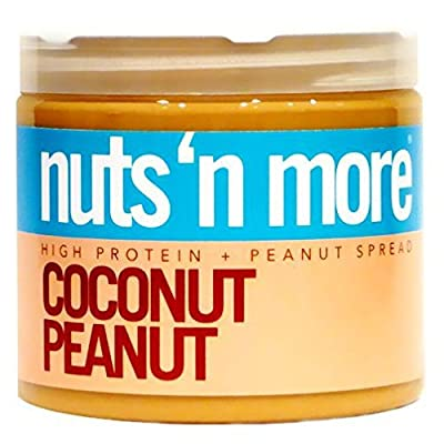 Nuts N More Coconut Peanut Butter, 16 Ounce