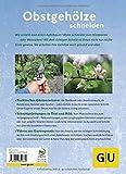 Image de Obstgehölze schneiden: Schritt für Schritt zu reicher Ernte (GU PraxisRatgeber Garten)
