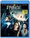 FRINGE/フリンジ〈ファイナル・シーズン〉 コンプリート・セット[Blu-ray/ブルーレイ]