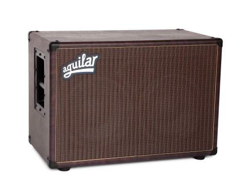 Aguilar DB 210 Bass Cabinet, 8 Ohm, Chocolate Thunder
