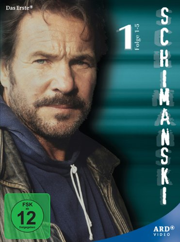 Schimanski 1, Folge 01-05 [5 DVDs]