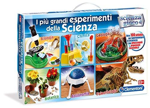 Clementoni 13879 - I Più Grandi Esperimenti della Scienza