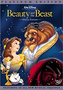 Beauty And The Beast Two-disc Platinum Edition from Walt Disney Video