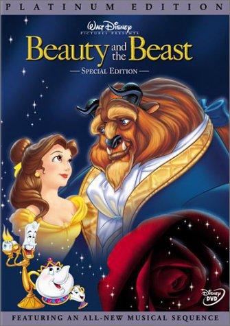 Beauty & Beast (2pc) (Spec) [DVD] [1991] [Region 1] [US Import] [NTSC]