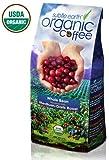 Cafe Don Pablo Subtle Earth Organic Gourmet Coffee Medium-dark Roast Whole Bean. 2 Lb Bag
