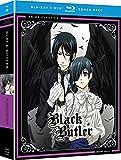 Black Butler: Complete First Season: Classic [Blu-ray/DVD Combo]