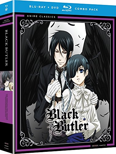 Black Butler: Complete First Season: Classic [Blu-ray/DVD Combo]