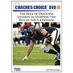The Role of Defensive Linemen in Stopping the Run in the 3-4 Defense