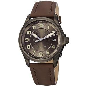 Victorinox Swiss Army Men's 241519 Infantry Vintage Brown Dial Watch