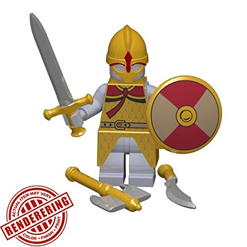 Brickforge-Viking-Warrior-Chieftain-Historical-Warrior-Pack-Minifigure-Not-Included