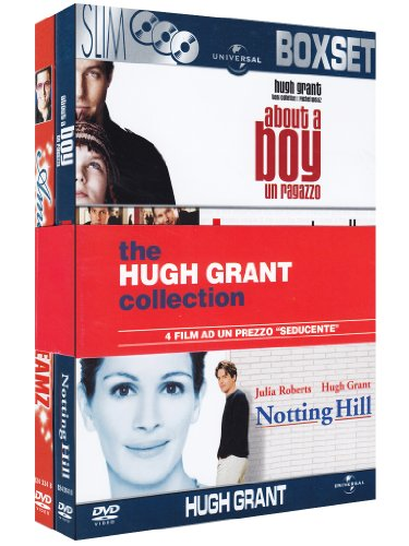 The Hugh Grant collection [4 DVDs] [IT Import]