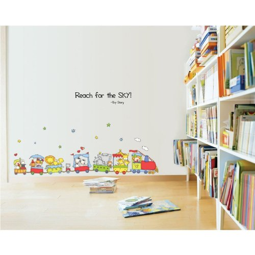 Reach For The Sky! Toystory. Vinyl Wall Art Inspirational Quotes And Saying Home Decor Decal Sticker front-878068