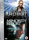 echange, troc Minority Report / I, Robot [Import anglais]