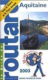 echange, troc Guide du routard - Aquitaine 2003